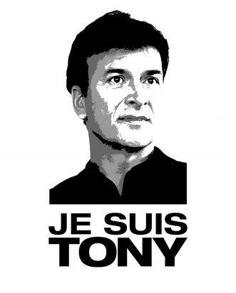 T-Shirt Tony Carreira – Je Suis Tony